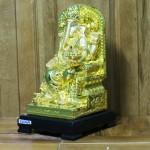 c206a than voi 2 150x150 Phật đầu voi vàng lớn C206A