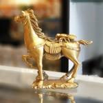 D283 ngua lon 1 150x150 Thần ngựa đồng chiêu tài tấn bảo D283