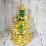 ln194 quan am xanh ngoc 1 150x150 Phật quan âm xanh ngọc trên đài sen LN194
