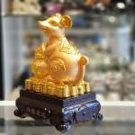 tm008 chuot vang om lu vang 1 150x150 Chuột vàng ôm lư vàng trên đống vàng TM008